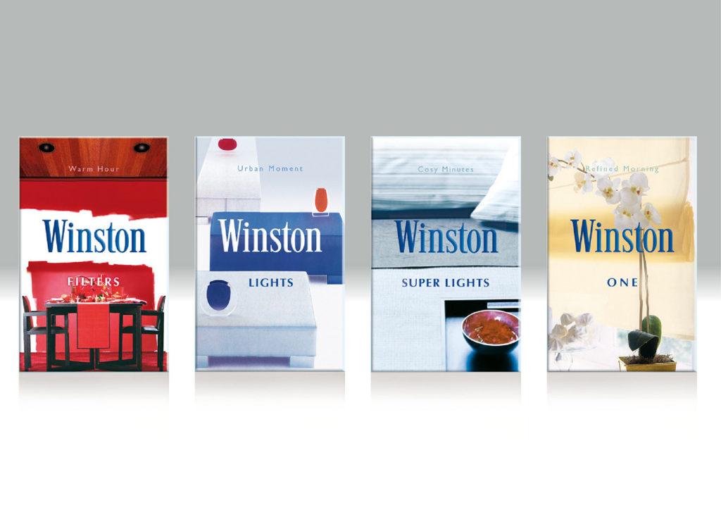 WINSTON 12